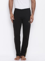 SDL by Sweet Dreams Black Lounge Pants F-MP-0081CO