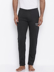 SDL by Sweet Dreams Charcoal Grey Lounge Pants F-MP-0081CO