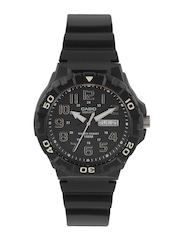 CASIO Enticer Men Black Dial Watch A1134