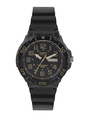 CASIO Enticer Men Charcoal Grey Dial Watch A1135