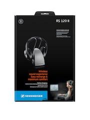 Sennheiser Black RS 120-8 II Wireless Headphones