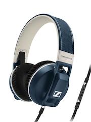 Sennheiser Blue Urbanite I Headphones with Mic
