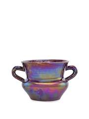 Athome by Nilkamal Multicoloured Ceramic Vase