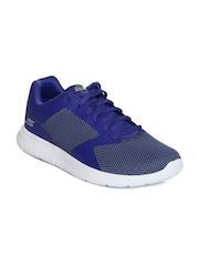 Skechers Men Blue Running Shoes