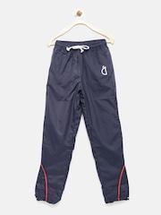 Gini & Jony Boys Navy Track Pants