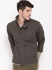 United Colors of Benetton Brown Jacket
