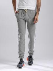Russell Athletic Grey Melange Vintage Fit Track Pants