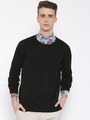 Pepe Jeans Black Solid Sweater