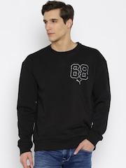 PUMA Black Sweatshirt