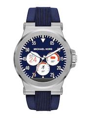 Michael Kors Men Blue Smart Watch MKT5008