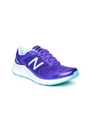 New Balance Women Purple W1080GB6 Running Shoes