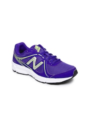 New Balance Women Purple W390CS2 Running Shoes