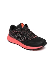 New Balance Women Black WT590LB2 Running Shoes
