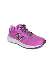 New Balance Women Magenta WT590LP2 Running Shoes