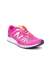 New Balance Women Pink WX822AI2 Training Shoes