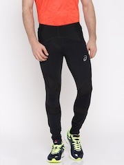 ASICS Black Leg Balance Reflective Tights