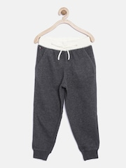 Tommy Hilfiger Girls Charcoal Grey Track Pants