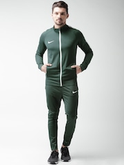 Nike Olive Green Dry-Fit Tracksuit