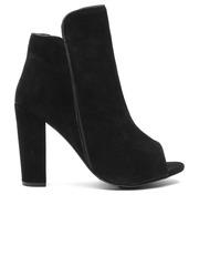 Carlton London Women Black Heeled Boots