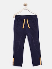 United Colors of Benetton Boys Navy Track Pants
