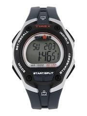 Timex Men Black Digital Watch T5K4166S