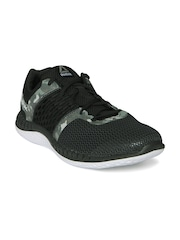 Reebok Men Black ZPrint Camo Printed Running Shoes