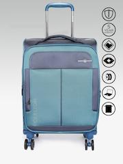 CARTLON Unisex Blue Regent Spinner Trolley Bag