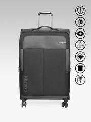 CARTLON Unisex Grey Regent Spinner Large Trolley Bag
