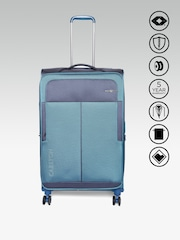 CARTLON Unisex Blue Regent Spinner Large Trolley Bag