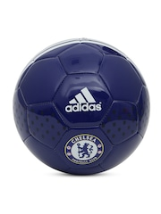 Adidas Men Navy Chelsea FC Printed Football