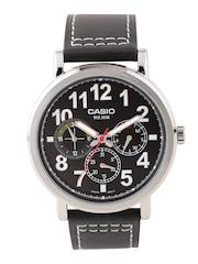 CASIO Enticer Men Black Dial Watch A1170