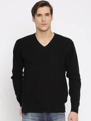 Indian Terrain Black Sweater