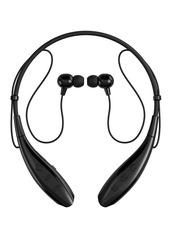SoundPEATS Black Headphones with Ear Buds
