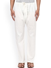 Prayyan Off-White Pyjamas DH-32-1