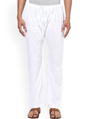 Prayyan White Pyjamas DH-32-3