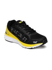 Wildcraft Men Black & Yellow Ogden Training Shoes