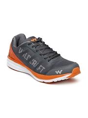 Wildcraft Men Grey Ogden Training Shoes