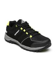 Wildcraft Men Black Petros Trekking Shoes