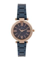 Daniel Klein Premium Women Navy Dial Watch DK11138-3