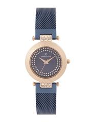 Daniel Klein Premium Women Navy Dial Watch DK11145-5