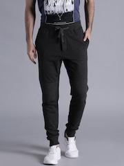 Kook N Keech Marvel Charcoal Grey Track Pants