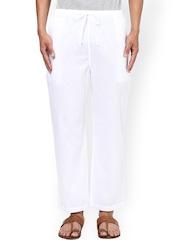Prayyan White Pyjamas PR-110-1