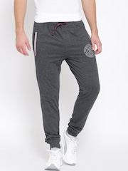 John Players Charcoal Grey Track Pants
