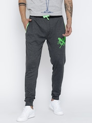 John Players Charcoal Grey Track Pants