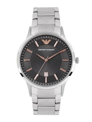 Emporio Armani Men Grey Analogue Watch AR2514I