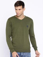 Pepe Jeans Green Sweater