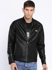 Pepe Jeans Black Bomber Jacket
