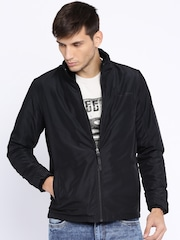Pepe Jeans Black Padded Jacket