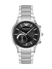 Emporio Armani Men Black Connected Hybrid Smart Watch ART3000