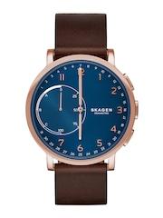 SKAGEN Men Blue Connected Hybrid Smart Watch SKT1103